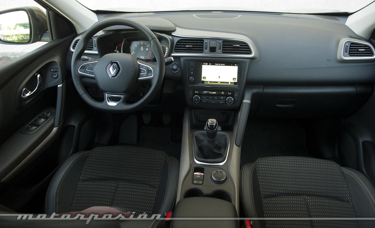 Foto de Renault Kadjar, toma de contacto (11/28)