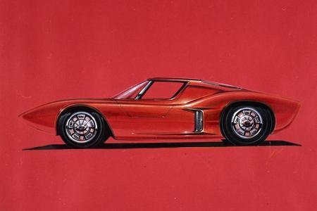 Prototipo biplaza de motor central (1963)
