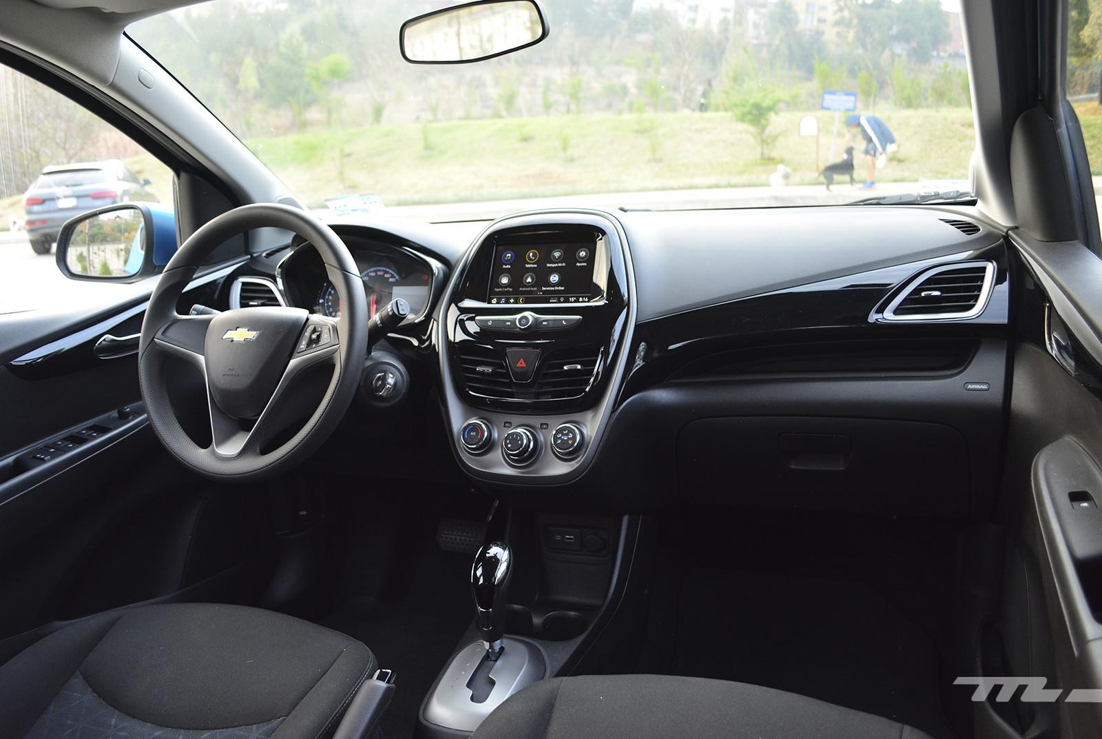 Foto de Chevrolet Spark 2019 (prueba) (14/22)
