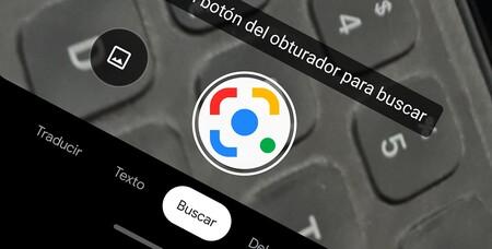 Todas las maneras de abrir Google Lens en tu móvil para reconocer objetos, traducir textos y mucho más