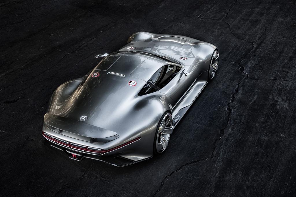 Foto de Mercedes-Benz AMG Vision Gran Turismo (16/20)