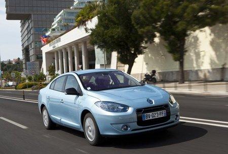 Renault dice que el mantenimiento de un coche eléctrico será un 20% más barato