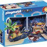 Cofre del Tesoro Pirata de Playmobil por 24,99 euros