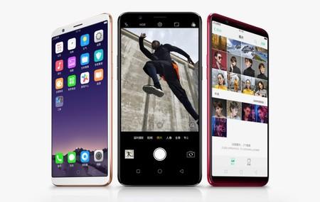 Oppo R11s Plus 4