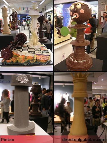 Hemos acudido a la V Edición del Salón del Chocolate