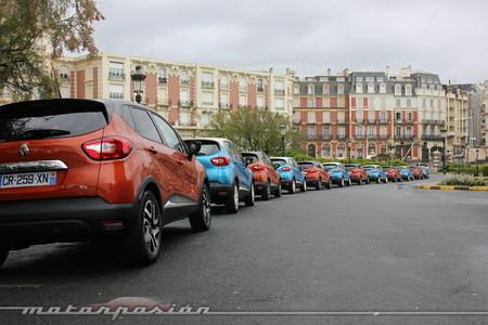 Renault Captur 2013, TCe / dCi
