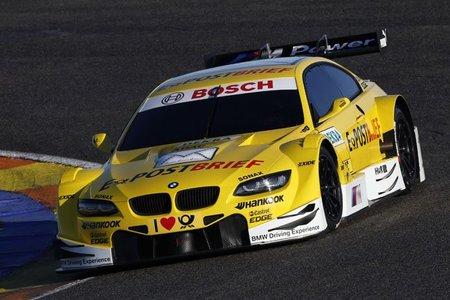 BMW desvela su segunda decoración para el DTM