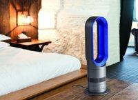 Dyson Hot, un calefactor de aire sin aspas ni partes calientes