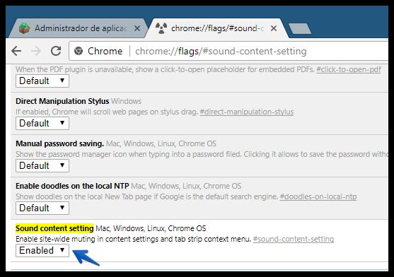 Chrome Flags Sound Content Setting Google Chrome 2017 10 18 14 02 28