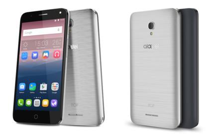 Otro smartphone de gama media-baja llega a México, ahora es el Alcatel Pop 4