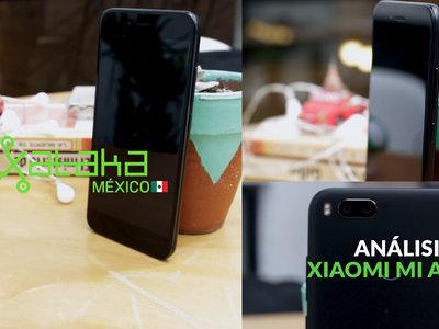 Xiaomi Mi A1: análisis en video del primer hijo de Xiaomi y Google