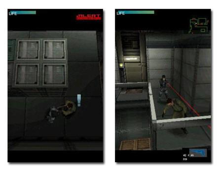 KONAMI desarrollará Metal Gear Solid Mobile para N-Gage