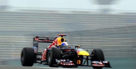 GP de China F1 2011: Sebastian Vettel, desde el principio