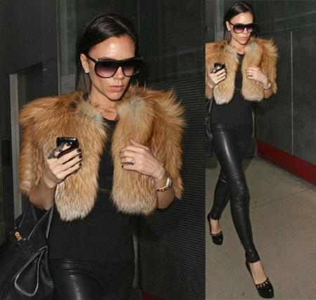 El look de Victoria Beckham para ir al supermercado ¡increíble!