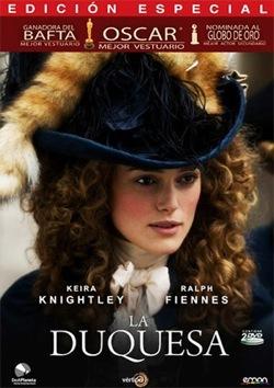 la duquesa dvd