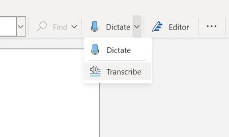Microsoft 365 incorpora nuevas herramientas para transcribir conversaciones y formatear al dictado en Word