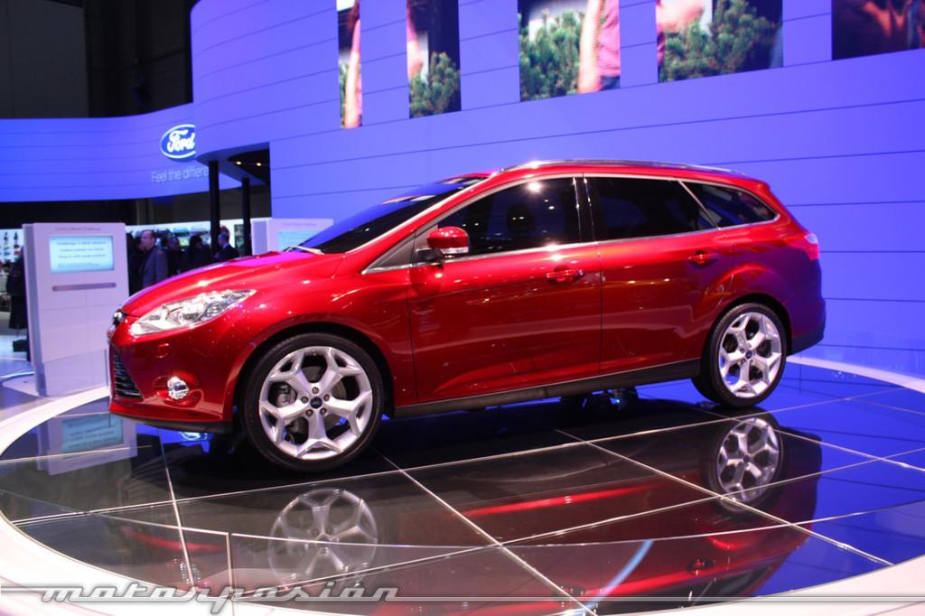 Foto de Ford Focus 2012 en el Salón de Ginebra 2010 (8/13)