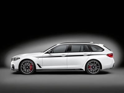 ¿Quién quiere un BMW M5 Touring existiendo este Serie 5 Touring cargado por M Performance?