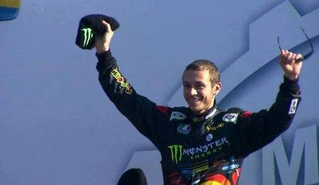 Valentino Rossi acaba segundo en el Rally de Monza