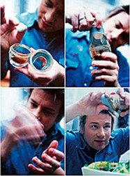 Flavour Shaker el nuevo invento de Jamie Oliver