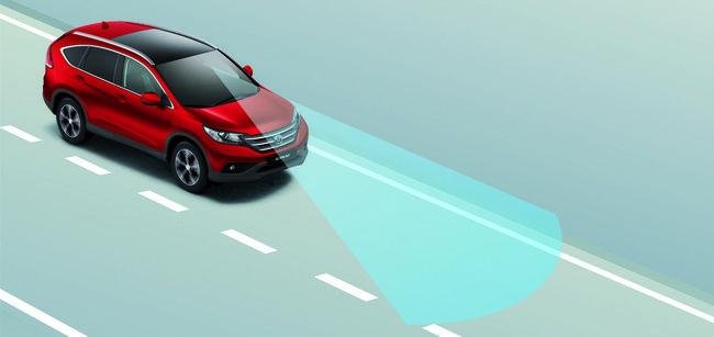 LKAS en Honda CR-V