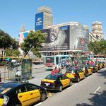 El TSJC no escucha al Taxi y mantiene en suspensión la segunda licencia para que las VTC operen en Barcelona