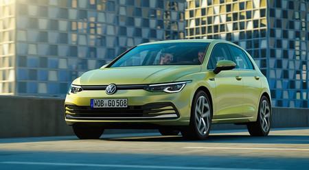 ¡Filtrado! Volkswagen Golf 8, al desnudo horas antes de su presentación