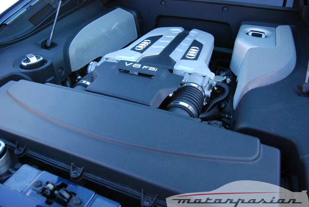 Foto de Audi R8 4.2 FSI R tronic (prueba) (36/50)