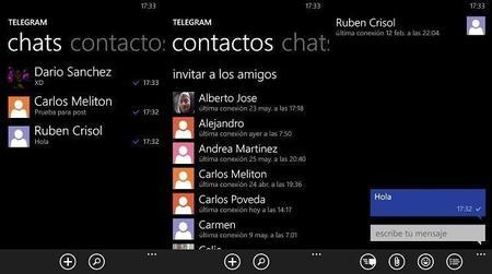 Telegram Messenger ahora permite reanudar descargas gracias a su última actualización