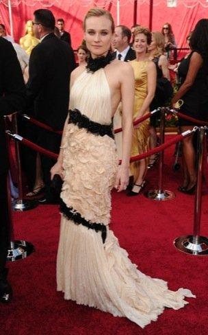 Famosas mejor vestidas: Diane Kruger