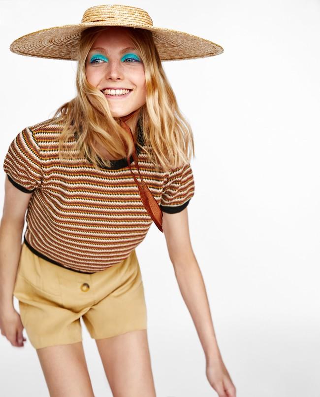 Atrévete a vestir tu mirada con las últimas propuestas de Zara. Triunfo 100% asegurado