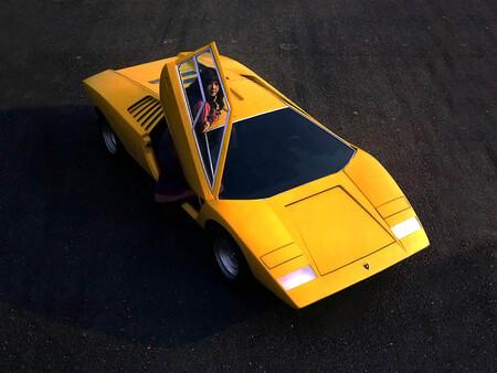 Lamborghini Countach Lp500 Prototipo