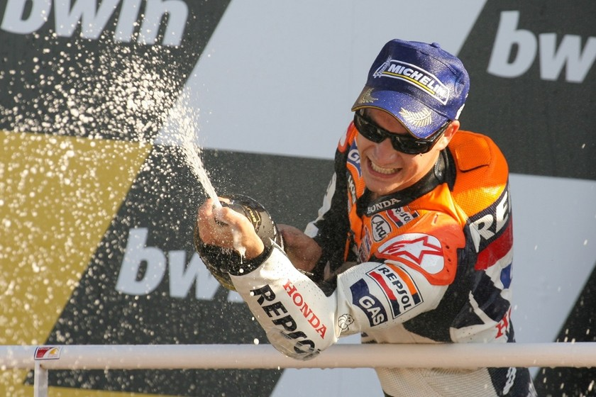 Dani Pedrosa ya se ha convertido en Leyenda de MotoGP antes de correr su última carrera en Cheste