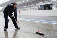 La intensa lluvia impide que se celebre la clasificación del Gran Premio de Japón