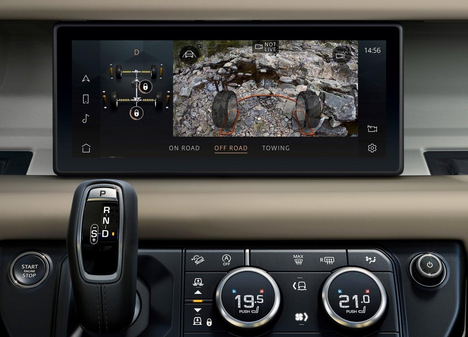 Foto de Land Rover Defender 2020 (7/60)
