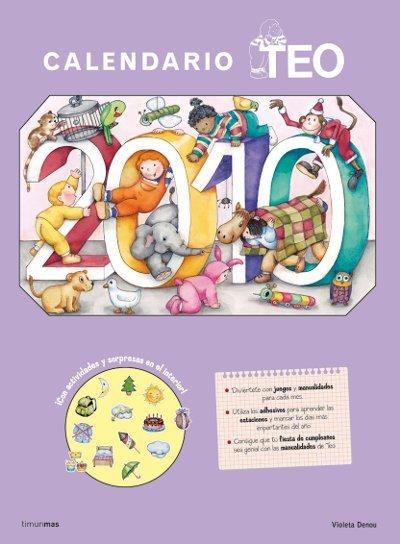 Calendario Teo 2010, diversión para todo el año