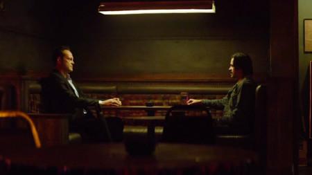 Escena de la serie
