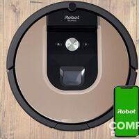Amazon tiene ahora el robot aspirador Roomba 966 de iRobot por 60 euros menos y a unos ajustados 379 euros