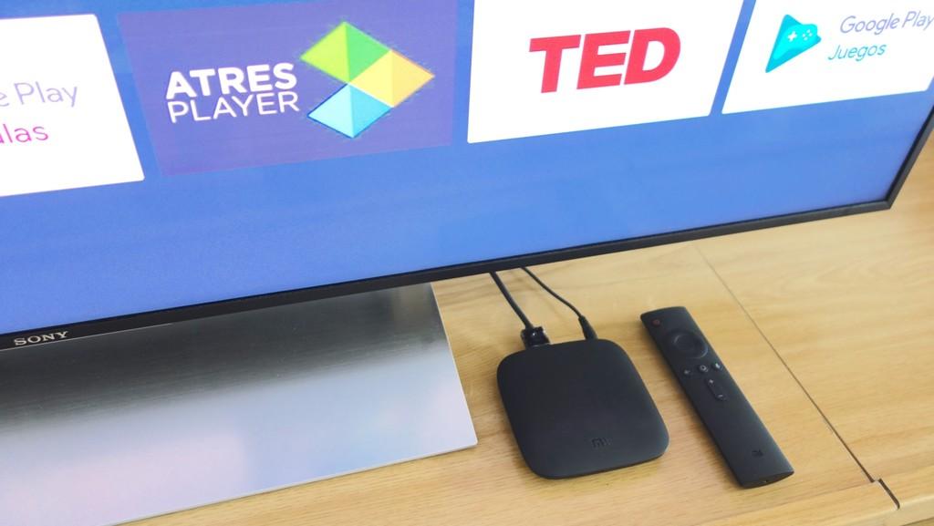 Mi Box Tv Tele