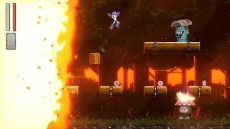 Mega Man 11 Torch Man 02