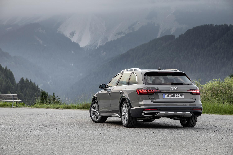 Foto de Audi A4 allroad quattro 2019, toma de contacto (15/21)