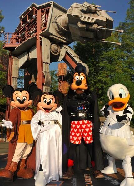 ¿Se hará realidad el parque temático de Star Wars?