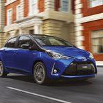 Toyota Yaris, el famoso subcompacto presume su renovado aspecto en Ginebra