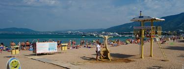 Así es como las cremas solares están contaminando las playas