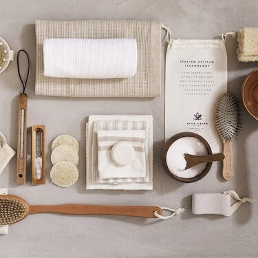 Zara Home nos da la excusa perfecta para tener un spa en casa con productos ideales, incluidos algunos de cuidado de la piel y el pelo