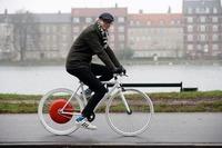 The Copenhagen Wheel, una bicicleta híbrida