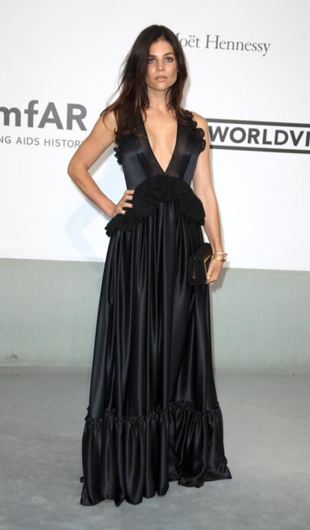 Julia Restoin Roitfeld amfar Cannes 2014
