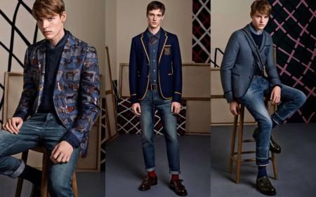 Gucci Pre Fall 2015 Trendencias Hombre