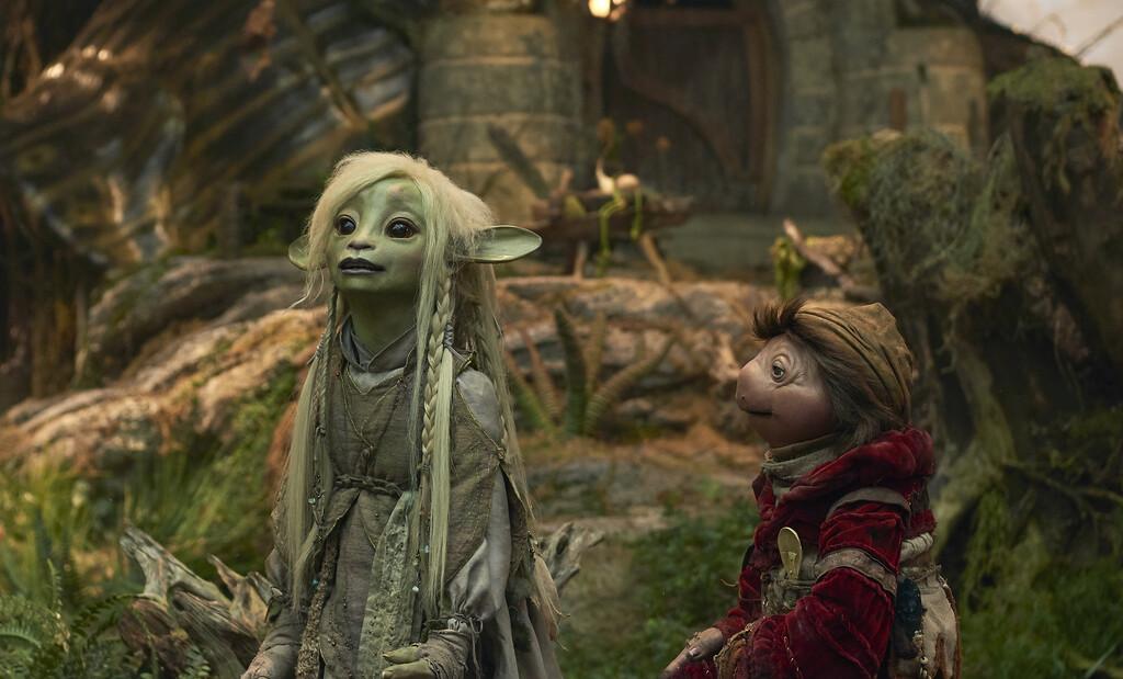 Netflix cancela 'Cristal Oscuro: La era de la resistencia', la premiada serie se queda sin final y no tendrá temporada 2