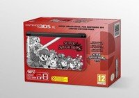 Querrás tener este pack de Super Smash Bros. for 3DS y la consola Nintendo 3DS XL